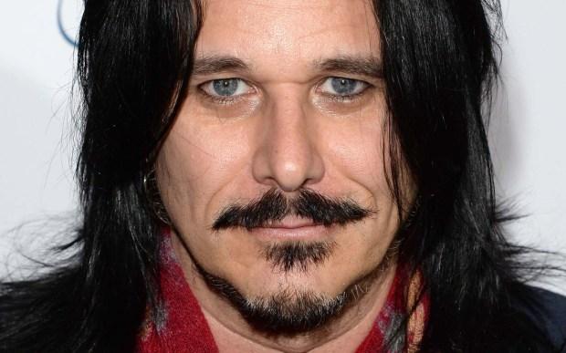Guitarist Gilby Clarke, formerly of Guns N' Roses, is 54. (Getty Images: Jason Merritt)