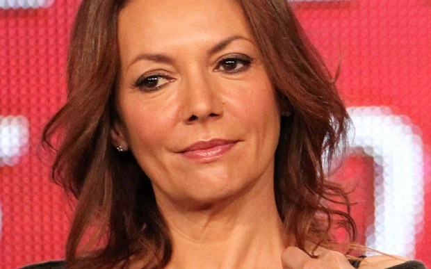 Actress Joanne Whalley is 55. (Getty Images: Frederick M. Brown)
