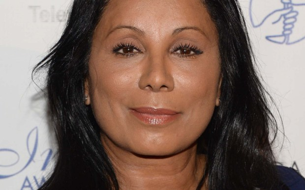 "Actress Wanda De Jesus of ""Sons of Anarchy"" is 58. (Getty Images: Jason Kempin)"