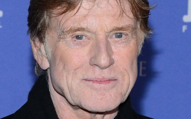 "Iconic actor Robert Redford — ""All Is Lost"" (2013), ""The Sting,"" ""Butch Cassidy and the Sundance Kid,"" ""All the President's Men,"" ""Charlotte's Web"" (the voice of Ike the Horse) — is 80. (Getty Images: Mark Davis)"