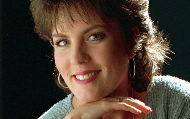 Country singer Holly Dunn is 58. She's pictured in 1995. (Associated Press: Mark Humphrey)
