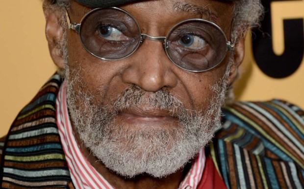 Actor-filmmaker-writer Melvin Van Peebles is 84. (Getty Images: Kevin Winter)