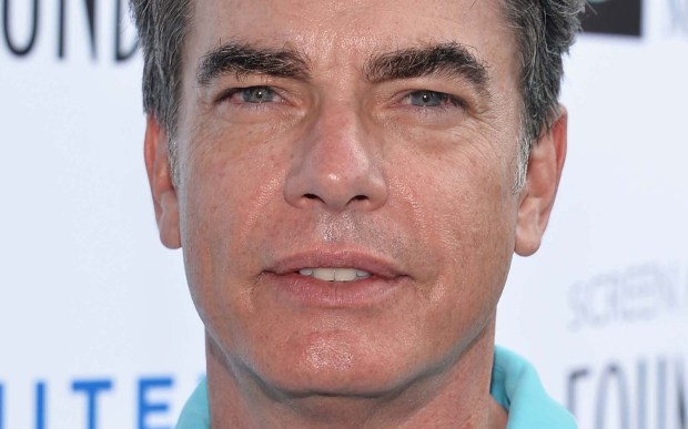 "Actor Peter Gallagher of ""The O.C."" and ""Covert Affairs"" is 61. (Getty Images: Alberto E. Rodriguez)"