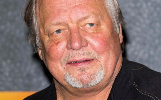 "Actor David Soul — Hutch, of the '70s detective show ""Starsky and Hutch,"" who also had a hit song during his TV reign — is 73. (Getty Images: Tristan Fewings)"