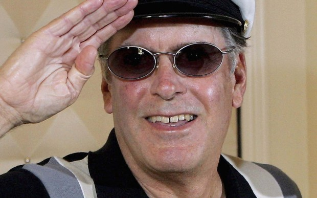 """""""Captain"""" Daryl Dragon -- who love couldn't keep together with his ex-wife Toni Tennille -- is 74. (Getty Images: Ethan Miller)"""