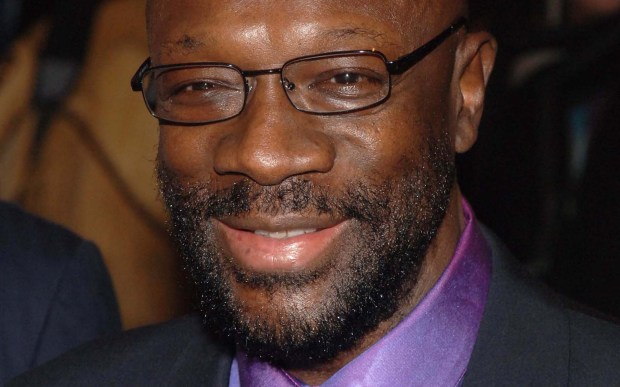 "This bad cat, singer Isaac Hayes, who wrote the song ""Soul Man"" and wrote and recorded the ""Shaft"" theme song, among many other gems, was born on this day in 1942 and died in 2008. He also voiced ladies' man Chef on ""South Park,"" until the animated show satirized his church, Scientology. (Getty Images: Brad Barket)"