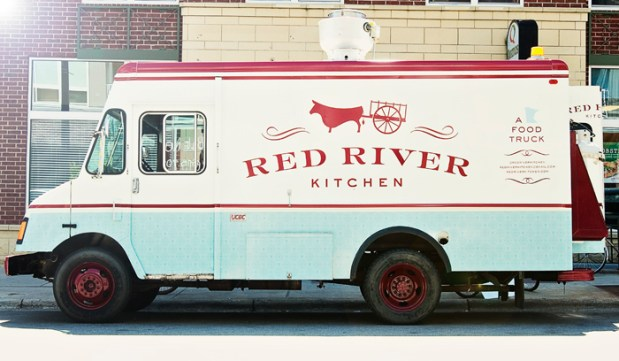Red River Kitchen food truck (Kaveh Sardari)