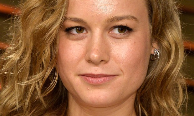 "Actress Brie Larson — of Diablo Cody's ""United States of Tara"" — is 27. She's also seen in ""The Spectacular Now"" and ""21 Jump Street."" (Getty Images: Pascal Le Segretain)"