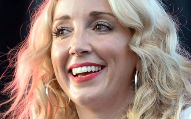 Singer Ashley Monroe of Pistol Annies is 30. (Getty Images: Rick Diamond)