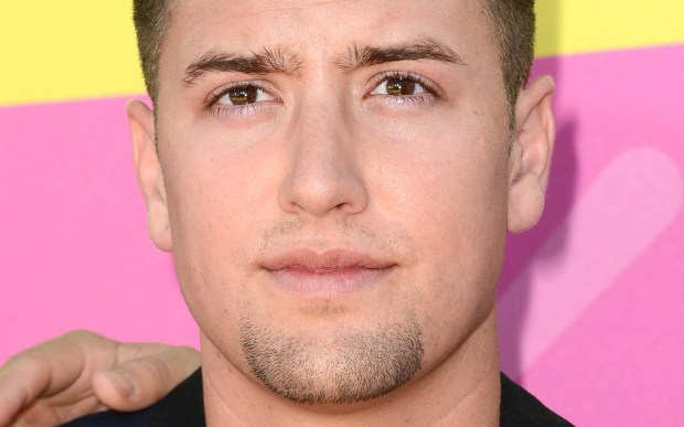 "Actor-singer Logan Henderson of ""Big Time Rush"" is 27. (Getty Images: Frazer Harrison)"