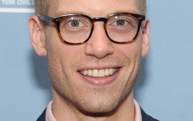 "Actor Barrett Foa of ""NCIS: Los Angeles"" is 39. (Getty Images: Rommel Demano)"