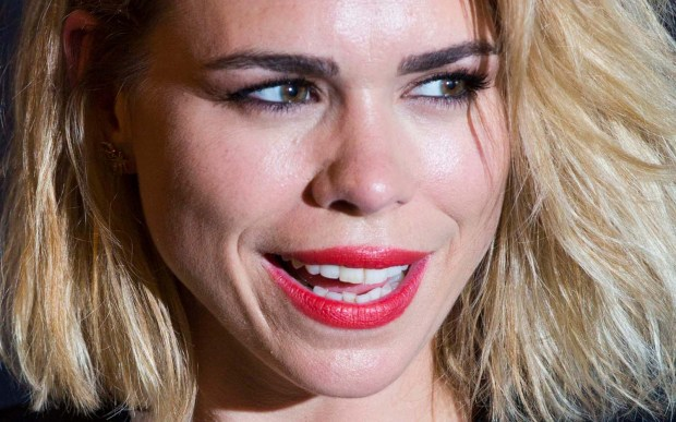 "Actress Billie Piper of ""Penny Dreadful"" and ""Dr. Who"" is 34. (Getty Images: Tristan Fewings)"