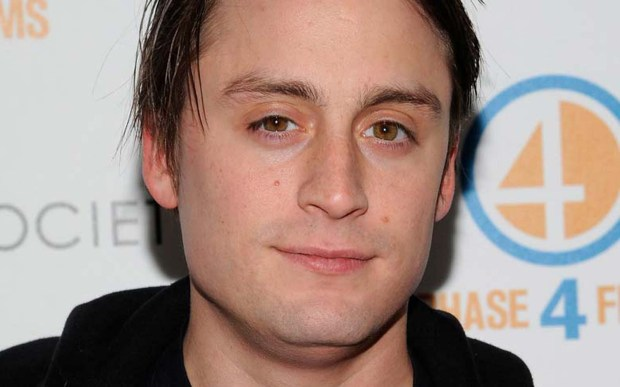 "Actor Kieran Culkin is 34. He portrayed a cousin of his real-life big brother Macauley in the ""Home Alone"" movies; more recently he was seen in ""Scott Pilgrim vs. the World."" (Associated Press: Evan Agostini)"