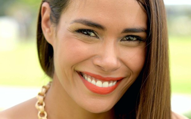 "Actress Daniella Alonso of ""Revolution"" is 38. (Getty Images: Michael Buckner)"