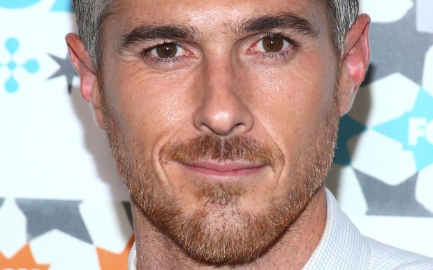 Actor Dave Annable is 37. (Getty Images: Mark Davis)