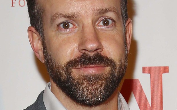 "Comedian and former ""Saturday Night Live"" player Jason Sudeikis — also of ""We're the Millers"" and ""The Cleveland Show"" — is 41. (Getty Images: Astrid Stawiarz)"