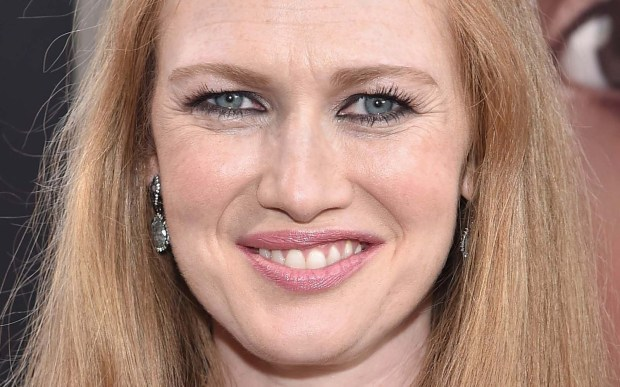 "Actress Mireille Enos of ""The Killing"" is 41. (Getty Images: Alberto E. Rodriguez)"