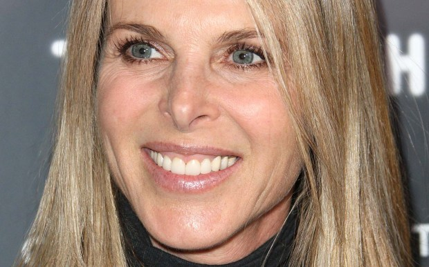 """Actress Catherine Oxenberg of the 1980s prime time soap """"Dynasty"""" is 55. But get this: She's the eldest daughter of Princess Elizabeth of Yugoslavia, for realsies. (Getty Images: Frederick M. Brown)"""