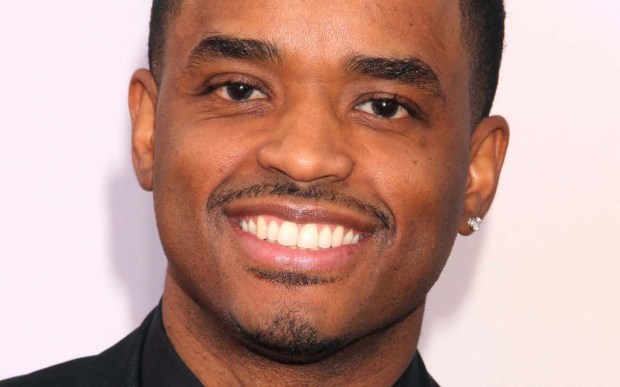 Actor Larenz Tate is 41. (Associated Press: Arnold Turner)