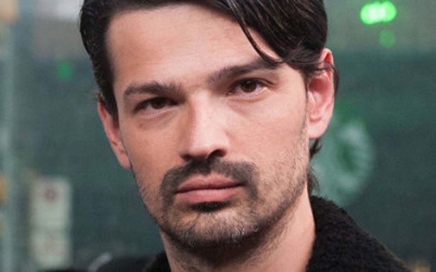 Yugolsavian-born guitarist Tomo Milicevic is 37. He's in the band of 30 Seconds To Mars with actor Jared Leto and Shannon Leto. (Associated Press: Arthur Mola)