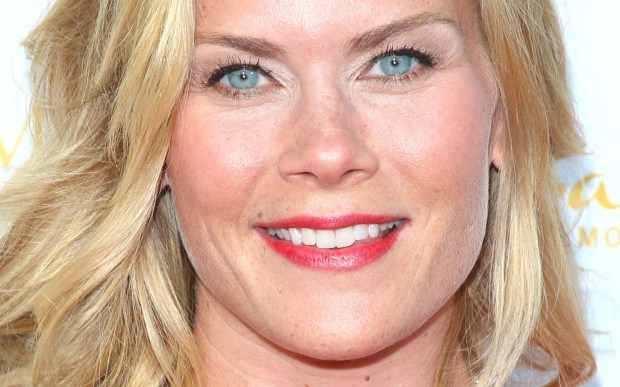 Actress and big loser Alison Sweeney is 40. (Getty Images: Mark Davis)
