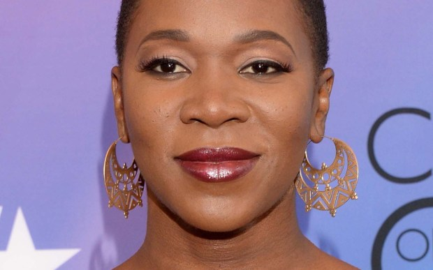 Singer India.Arie is 41. (Getty Images: Jason Kempin)