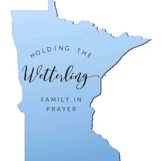 Dozens of people on Facebook changed their profile pictures Sunday to show their support for the Wetterling family.