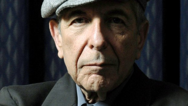 "In this Feb. 4, 2006, file photo, Leonard Cohen poses in Toronto. Cohen, the gravelly-voiced Canadian singer-songwriter of hits like ""Hallelujah,"" ""Suzanne"" and ""Bird on a Wire,"" has died, his management said in a statement Thursday, Nov. 9, 2016. He was 82. (Aaron Harris /The Canadian Press via AP, File)"