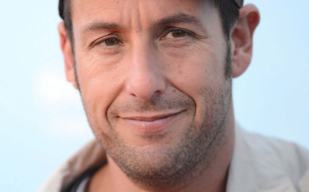 """Actor-comedian Adam Sandler — """"Happy Gilmore,"""" """"The Wedding Singer,"""" the """"Grown Up,"""" movies, """"SNL"""" is 50. So drink your gin-and-tonic-ah, and smoke your mara-juanic-ah. (Getty Images: Jason Merritt)"""