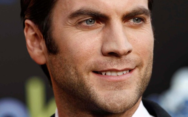 """Actor Wes Bentley of """"The Hunger Games"""" is 38. (Associated Press: Chris Pizzello)"""