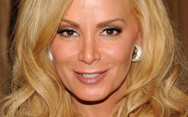 Model-actress Cindy Margolis is 51. (Getty Images: John M. Heller)