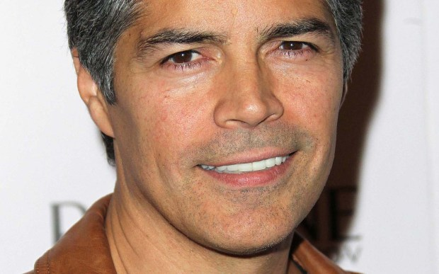 Actor Esai Morales is 54. (Getty Images: Frederick M. Brown)