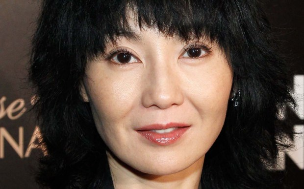 """Hong Kong actress Maggie Cheung — a superstar in her country, but best known here as Jackie Chan's girlfriend in the """"Police Story"""" movies — is 52. (Getty Images: Andreas Rentz)"""