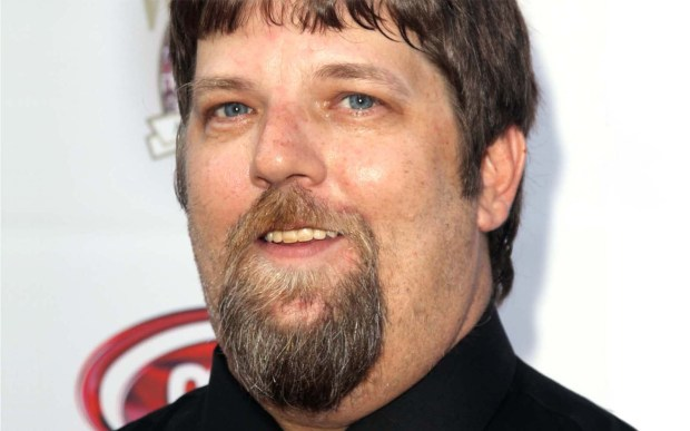 "Actor David W. Harper (""The Waltons"") is 55. (Courtesy of hollywood.com)"