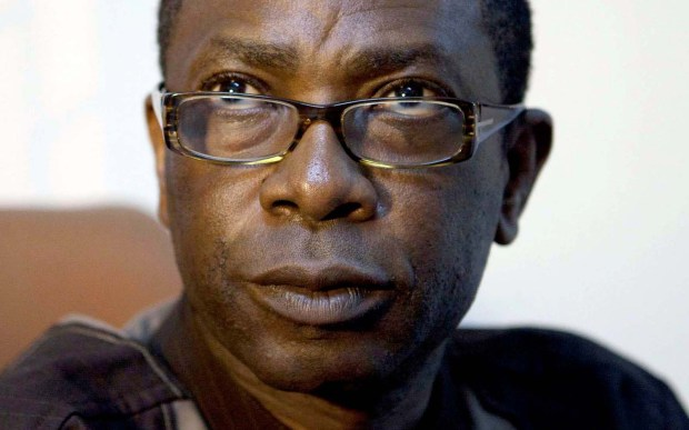 Youssou N'Dour, a popular Senegalese singer and one of Africa's most recognized artists, is 57. (Getty Images: Julien Tack)