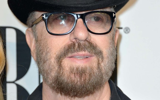 Musician-producer Dave Stewart of the Eurythmics is 64. (Getty Images: Frazer Harrison)