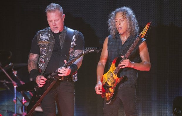 Bang your head! It's a banner year for '80s rock and metal in the