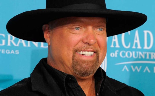 Country singer Eddie Montgomery of Montgomery Gentry is 53. (Getty Images: Kevork Djansezian)