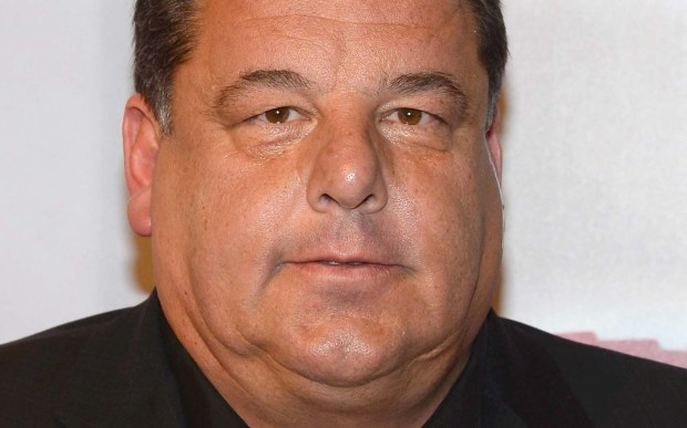 """Actor and comedian Steve Schirripa -- he was Bobby Baccalieri on """"The Sopranos"""" -- is 59. His TV show """"Nothing Personal"""" is about real-life hit men and women. (Getty Images: Ethan Miller)"""