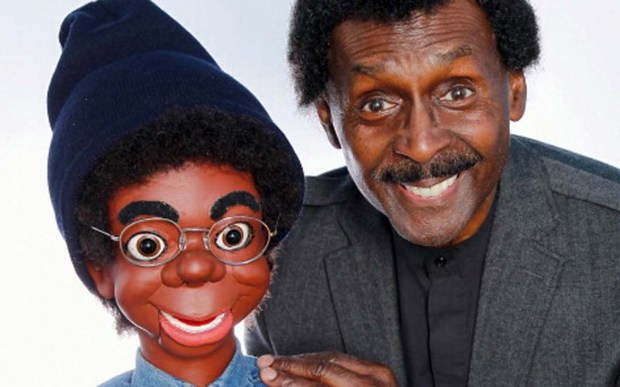 Ventriloquist Willie Tyler (with Lester) is 76. (Courtesy of Gettyimages)