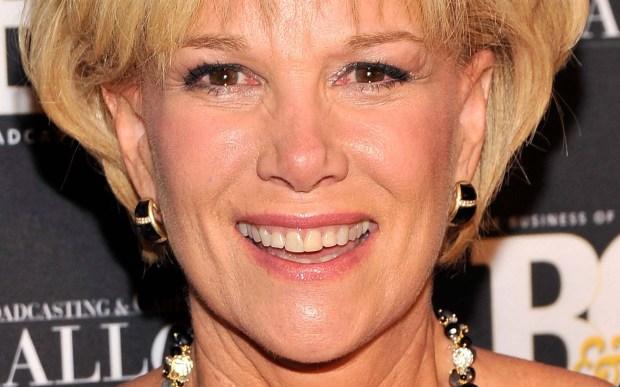 TV personality Joan Lunden is 66. (Getty Images: Stephen Lovekin)