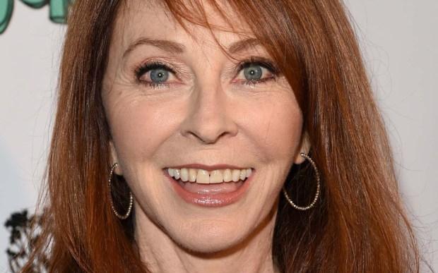 Actress Cassandra Peterson is 65. (Getty Images: Jason Merritt)
