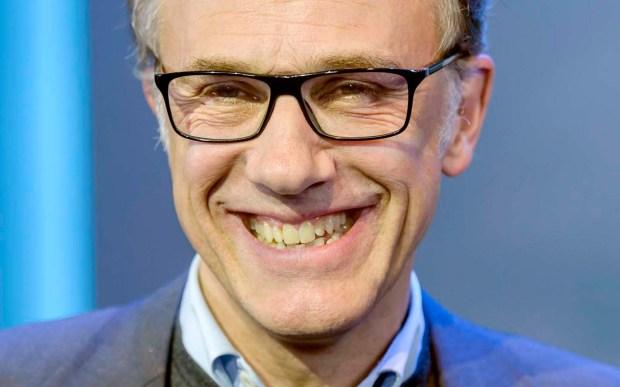 "Actor Christoph Waltz — ""Django Unchained,"" ""Big Eyes"" — is 60. (Getty Images: Clemens Bilan)"