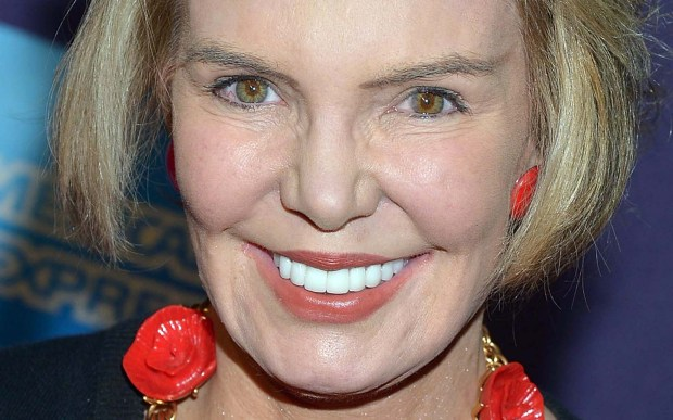 Sports reporter Lesley Visser is 63. (Getty Images: Mike Coppola)