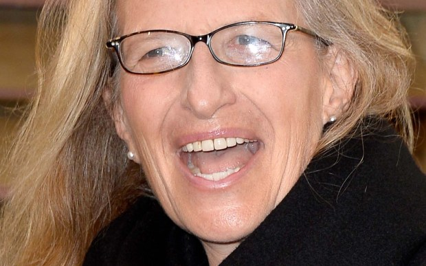 Renowned portrait photographer Annie Leibovitz is 67. (Getty Images: Pascal Le Segretain)
