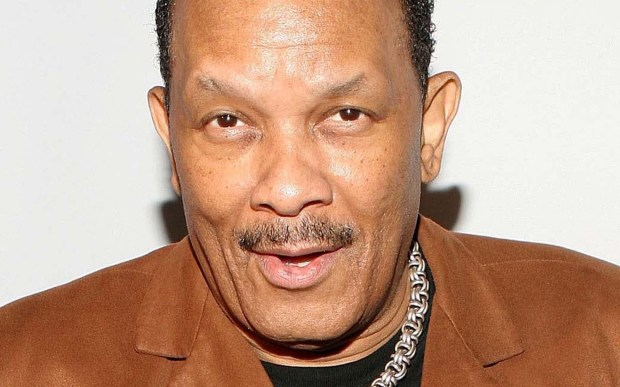 Jazz vibrophonist Roy Ayers is 76. (Getty Images: Thos Robinson)