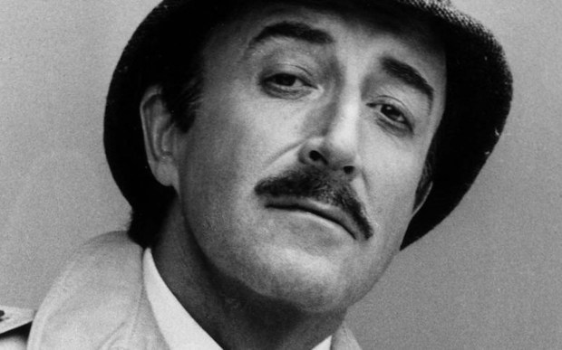 Peter Sellers (circa 1963) as Inspector Clouseau who starred in The Pink Panther and other films was borned on this day in 1925. Sellers passed away in 1980. (Getty Images file photo)