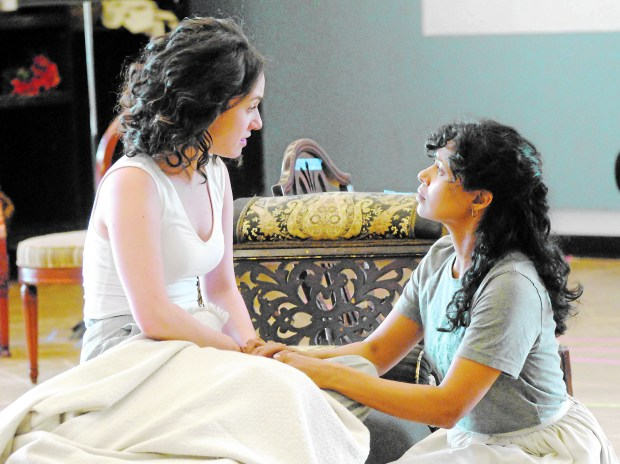 """""""Sense and Sensibility"""" at the Guthrie Theater in Minneapolis."""
