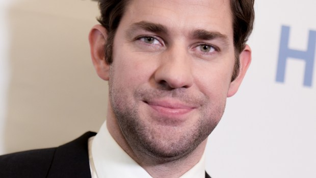"Actor John Krasinski -- Jim of ""The Office"" -- is 36. The husband of actress Emily Blunt played a Duluth Bulldogs professional football player in the 2008 George Clooney movie ""Leatherheads."" He also directed 2016's terrific ""The Hollers."" (Richard Shotwell/Invision/AP)"