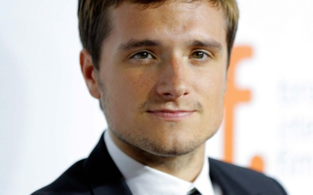 "Actor Josh Hutcherson of ""The Hunger Games"" is 24. (Getty Images: Jemal Countess)"